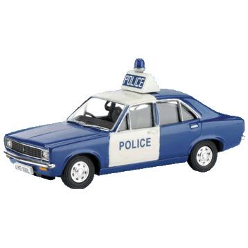 Hillman Avenger Avon & Somerset Police