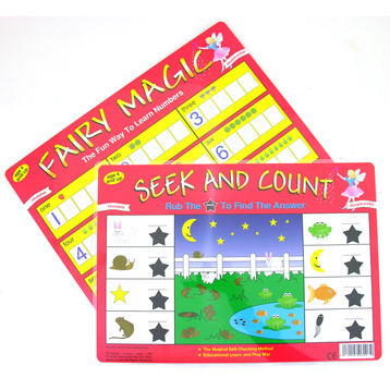 Seek & Count Mat