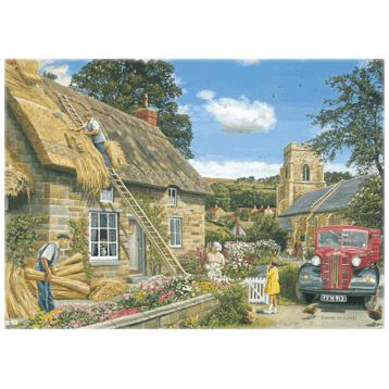 A New Thatch 1000 Piece