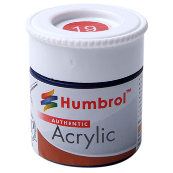 Acrylic Satin Paints