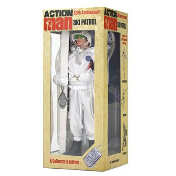 Action Man Ski Patrol Figure