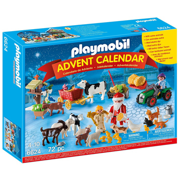 Advent Calendar 'Christmas on the Farm'