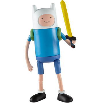 "Adventure Time 5"" Action Figures"