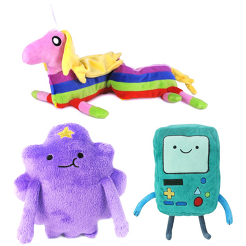 Adventure Time Mini Collectable Plush