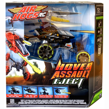 Air Hogs Hover Assault Eject