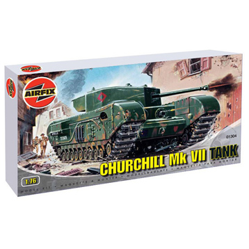 Churchill Mk VII Tank