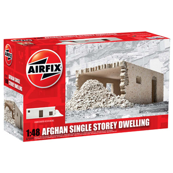 Afghan Single Story Dwelling