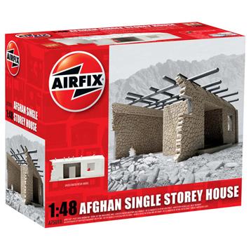 Afghan Single Story House