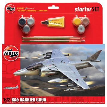 BAE Harrier GR9 Gift Set