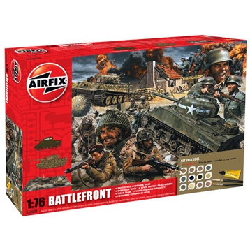 Battle Front Gift Set 1:76