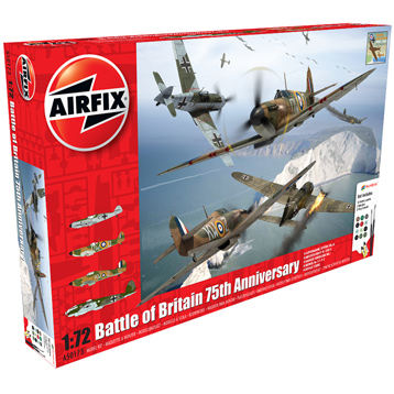 Battle Of Britain 75th Anniversary Gift Set (Scale 1:72)