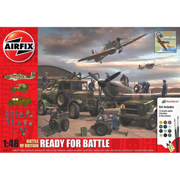 Battle of Britain Ready for Battle