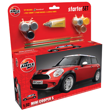 BMW MINI Cooper S Starter Set