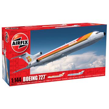 Boeing 727 1:144