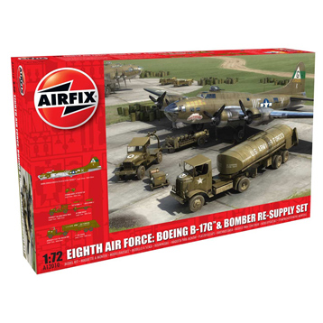 Eighth Air Force: Boeing B-17G & Bomber Re-Supply Set