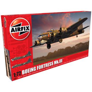 Boeing Fortress MK.III (Scale 1:72)