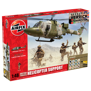 British Forces Helicopter Support