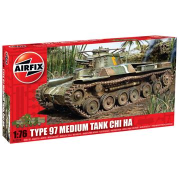 Chi Ha Tank - Type 97