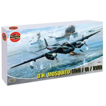 De Havilland Mosquito NF.II