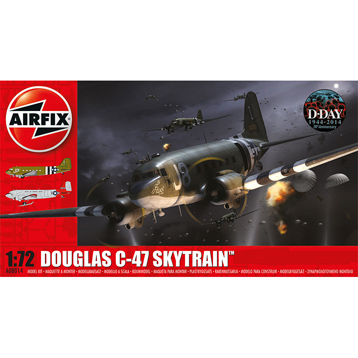 Douglas C-47 Skytrain (Scale 1:72)