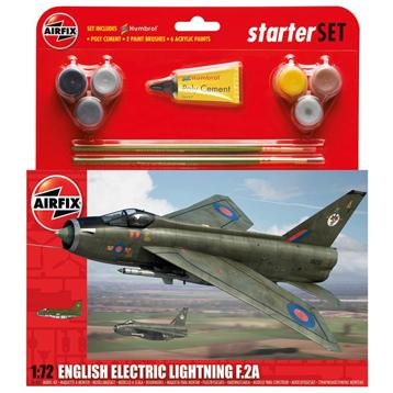 English Electric Lightning F.2A