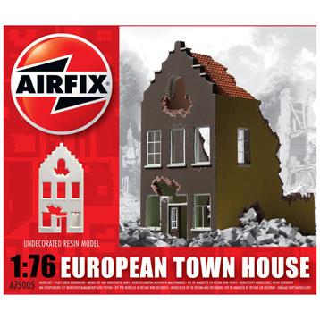 WWII European Town House