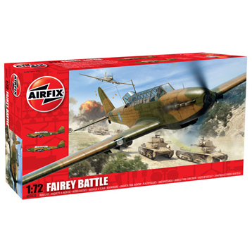 Fairey Battle 1:72
