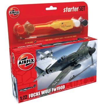Focke Wulf Fw190D Set