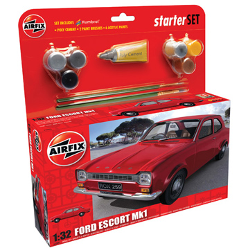 Ford Escort Set