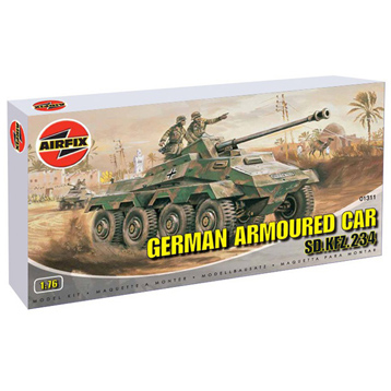 German Armoured Car - A01311