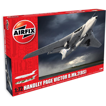 Handley Page Victor B.Mk.2 (BS) (Scale 1:72)
