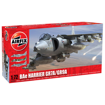 BAE Harrier GR7a/GR9 1:72