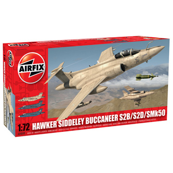 Hawker Buccaneer S2B/S2 1:72