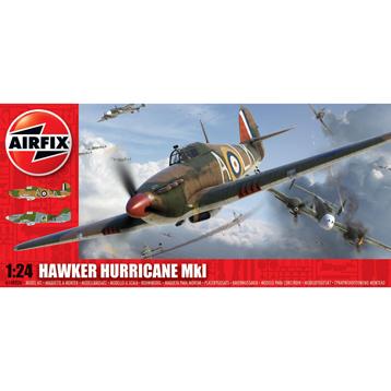 Hawker Hurricane MkI (Scale 1:24)