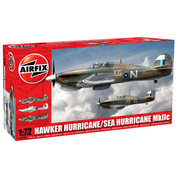 Hawker Hurricane/Sea Hurricane MkIIc