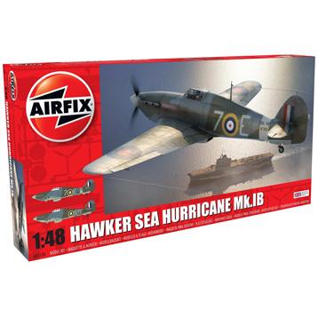 Hawker Sea Hurricane Mk.IB (Scale 1:48)