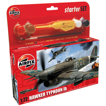 Hawker Typhoon IB Gift Set