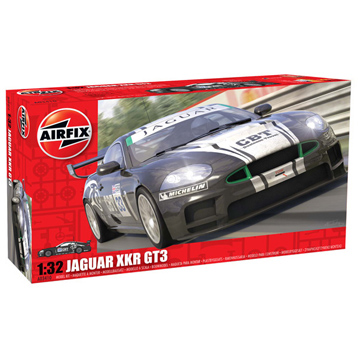 Jaguar XKRGT3 Apex Racing 1:32