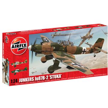 Junkers Ju87B Stuka - A18002