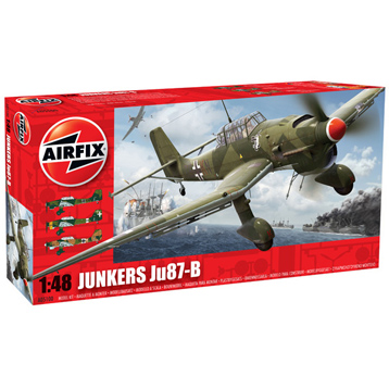 Junkers Ju87-B Stuka 1:48