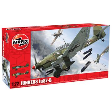 Junkers Ju87-B