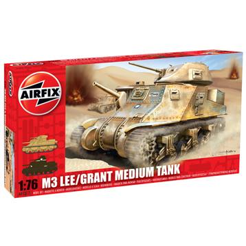 "M3 ""Lee Grant"" Medium Tank"