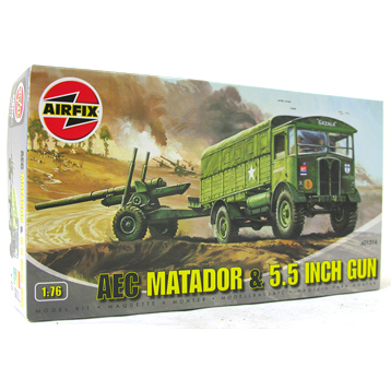 """Matador & 5.5"""" Gun"""