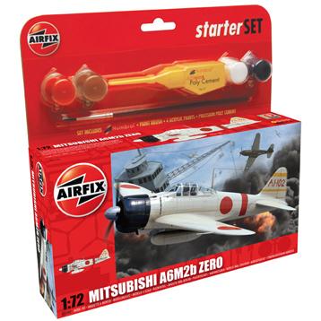 Mitsubishi A6M2b Zero Starter Set