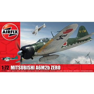 Mitsubishi Zero A6M2B (Scale 1:72)