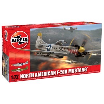 North America P-51F Mustang