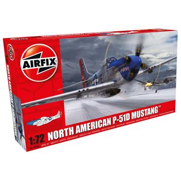 North American P-15D Mustang