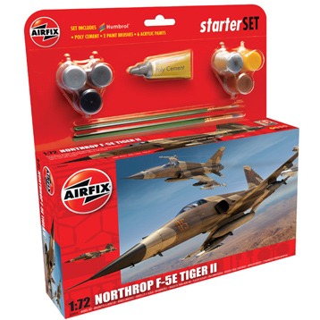 Northrop F-5E Tiger II Set