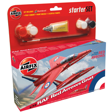 Red Arrow Gnat Starter Set