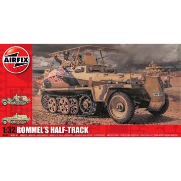 Rommel's Half-Track
